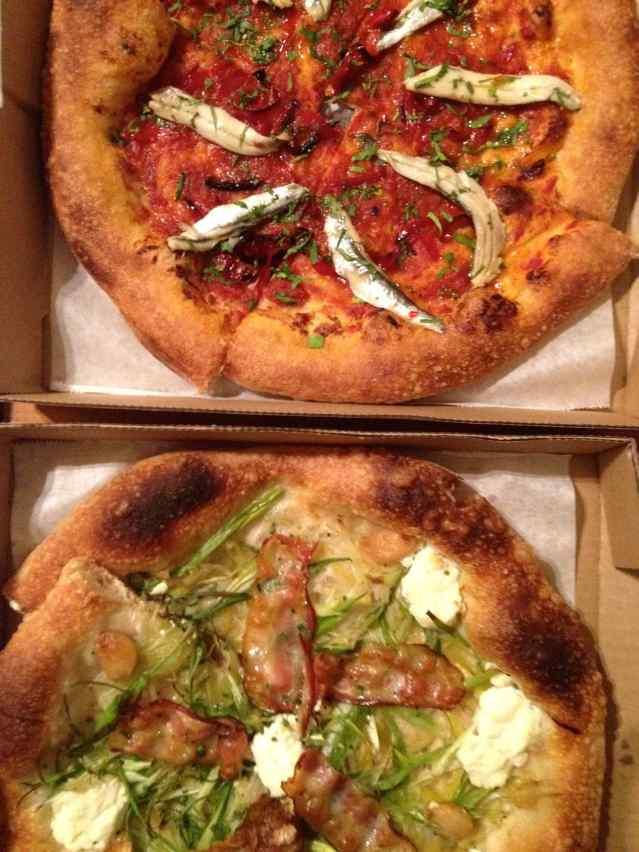 Mozza2Go Pizza