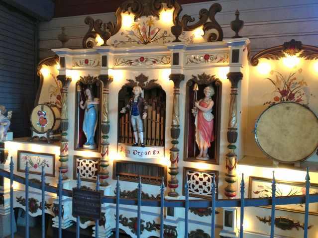 Griffith Park Merry-go-round Stinson Organ